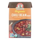 Dr. Mcdougall's - Soup Chili Bean - Case of 6 - 17.9 oz