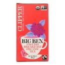 Clipper Tea - Organic Tea - Big Ben - Case of 6 - 20 bags