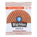 Rip Vanilla Wafels - Wafel Snickerdoodle Singl - Case of 12 - 1.16 oz