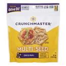 Crunchmaster - Multiseed Crckr Original - Case of 12 - 4 oz