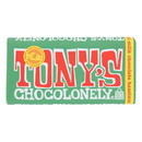 Tony's Chocolonely - Bar Chocolate Milk Hazelnut - Case of 15 - 6.35 oz