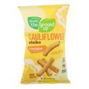 From The Ground Up - Stalk Chddar Cauliflower - Case of 12 - 4 oz