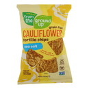 From The Ground Up - Tort Chips Clflwr Sea Salt - Case of 12 - 4.5 oz