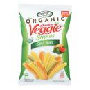 Sensible Portions - Veggie Straws Sea Salt - Case of 12 - 5 oz