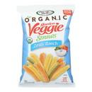Sensible Portions - Veggie Straws Ranch - Case of 12 - 5 oz