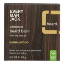 Every Man Jack - Beard Balm Sandalwood - 1 Each - 2 oz