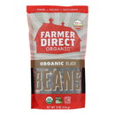 Farmer Direct Co-op - Black Beans - Case of 12 - 1 LB