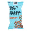 Fitjoy - Pretzels Green Fr Him Sea Salt - Case of 12 - 5 oz