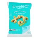Peeled - Pea Puff Vegan Ranch - Case of 12 - 4 oz