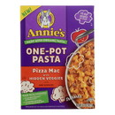 Annie's Homegrown - One Pot Psta Veg Pizz - Case of 8 - 6.8 oz
