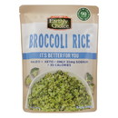 Nature's Earthly Choice - Rice Broccoli - Case of 6 - 8.5 oz