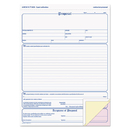 Adams Business Forms ABFNC3819 Contractor Proposal Form, 3-Part Carbonless, 8 1/2 X 11 7/16, 50 Forms