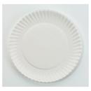 LAGASSE, INC. AJMPP6GREWH White Paper Plates, 6