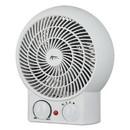 Alera ALEHEFF10W Heater Fan, 8 1/4