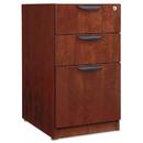 ALERA ALEVA532822MC Valencia Box/box/file Full Pedestal, 15 5/8w X 20 1/2d X 28 1/2h, Medium Cherry