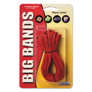 ALLIANCE RUBBER ALL00700 Big Bands Rubber Bands, 7 X 1/8, Red, 12/pack