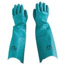 AnsellPro ANS371859PR Sol-Vex Nitrile Gloves, Size 9