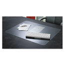 Artistic AOP60240MS Krystalview Desk Pad With Microban, 22 X 17, Matte, Clear