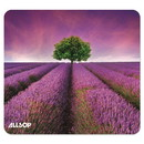 allsop 31422 Naturesmart Mouse Pad, Lavender Field Design, 8 1/2 x 8 x 1/10
