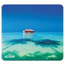 allsop 31625 Naturesmart Mouse Pad, Tropical Maldives, 8 1/2 x 8 x 1/10