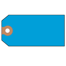 AVERY-DENNISON AVE12355 Unstrung Shipping Tags, Paper, 4 3/4 X 2 3/8, Blue, 1,000/box