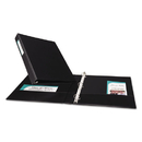 AVERY-DENNISON AVE27256 Durable Binder With Slant Rings, 11 X 8 1/2, 1
