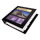 Avery AVE68058 Framed View Heavy-Duty Binder W/locking 1-Touch Ezd Rings, 1 1/2