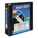 AVERY-DENNISON AVE79693 Heavy-Duty View Binder W/locking 1-Touch Ezd Rings, 3