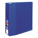 AVERY-DENNISON AVE79886 Heavy-Duty Binder With One Touch Ezd Rings, 11 X 8 1/2, 5
