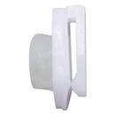 ADVANTUS CORPORATION AVT01220 Stikkiclips, Plastic, White, 20/pack