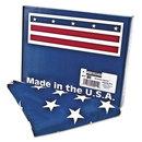 ADVANTUS CORPORATION AVTMBE002460 All-Weather Outdoor U.s. Flag, Heavyweight Nylon, 3 Ft X 5 Ft