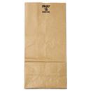 General BAGGX16 #16 Paper Grocery Bag, 57lb Kraft, Extra-Heavy-Duty 7 3/4 X4 13/16 X16, 500 Bags