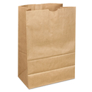 Duro Bag BAGSK164040 1/6 40/40# Paper Grocery Bag, 40lb Kraft, Standard 12 X 7 X 17, 400 Bags