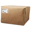 General BAGSK1652 1/6 Bbl Paper Grocery Bag, 52lb Kraft, Standard 12 X 7 X 17, 500 Bags