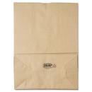 General BAGSK1675 1/6 Bbl Paper Grocery Bag, 75lb Kraft, Standard 12 X 7 X 17, 400 Bags