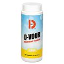 Big D Industries BGD166 D-Vour Absorbent Powder, Canister, Lemon, 16oz, 6/carton