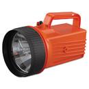 Bright Star BGT07050 WorkSAFE Waterproof Lantern, 6 V Battery (Not Included), Orange/Black