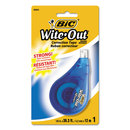 Bic BICWOTAPP11 Wite-Out Ez Correct Correction Tape, Non-Refillable, 1/6