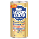 Bar Keepers Friend BKF11510 Powdered Cleanser, 12 oz Can, 12/Carton