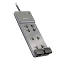 Belkin BLKBE10820006 Office Series Surgemaster Surge Protector, 8 Outlets, 6 Ft Cord, 3390 Joules