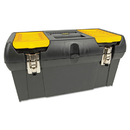 Bostitch BOS019151M Series 2000 Toolbox W/tray, Two Lid Compartments