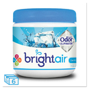 BRIGHT Air BRI900090CT Super Odor Eliminator, Cool And Clean, Blue, 14oz, 6/carton