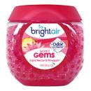BRIGHT Air BRI900229 Scent Gems Odor Eliminator, Island Nectar And Pineapple, Pink, 10 Oz