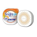 BRIGHT Air 900436EA Max Odor Eliminator Air Freshener, Citrus Burst, 8 oz