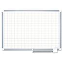 Mastervision BVCMA0392830 Grid Planning Board, 1x2