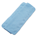 Boardwalk 1889795 Lightweight Microfiber Cleaning Cloths, Blue, 16 x 16, 24/Pack