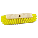Boardwalk BWK3410 Dual-Surface Scrub Brush, Plastic Fill, 10