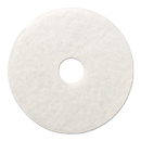 Boardwalk BWK4012WHI Polishing Floor Pads, 12