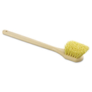Boardwalk BWK4320 Utility Brush, Polypropylene Fill, 20