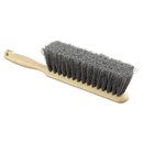 Boardwalk BWK5408 Counter Brush, Flagged Polypropylene Fill, 8